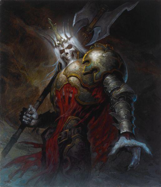 Король Скелетов